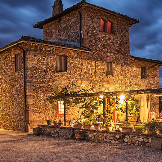 domótica casa rural